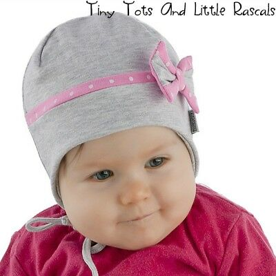Baby Girls Hat Toddler Tie Up Beanie Cotton Kids Lace Up Cap Stretchy Strings Clothing, Shoes & Accessories