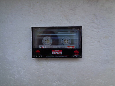 Vintage Audio cassette T'nB CN 90 * Rare From 1980's *