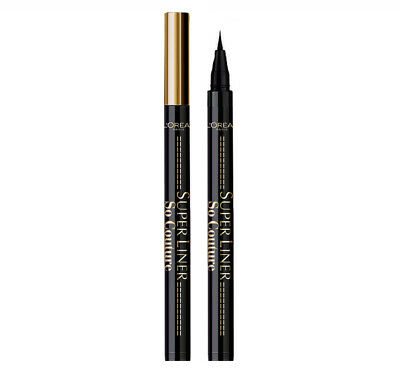 L'Oreal Paris Super Liner So Couture Extra Fine Eyeliner Pen Waterproof Black