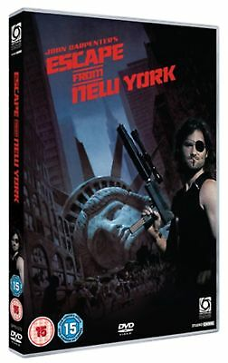 Escape from New York (Special Edition) [DVD]