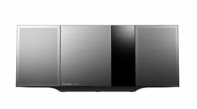 Panasonic SC-HC397EB-K Flat Panel Hi-Fi System Black Built In Bluetooth DAB+