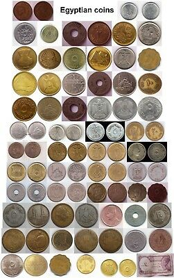 Various International Coins