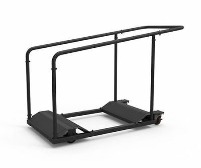 Lifetime Heavy Duty Round and Rectangular Transportation Table Dolly Cart