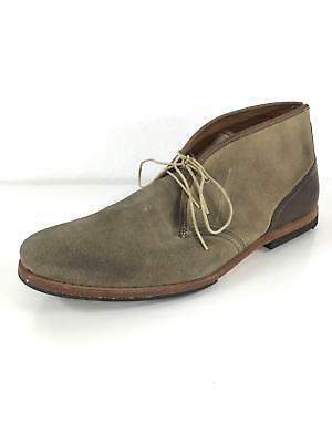 69ed2d9bbbe 913 Timberland Boot Company Wodehouse Beige Suede Chukka Boots Men Size 11 M