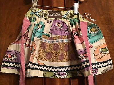 Matilda Jane Vintage Art Fair Telephone Apron