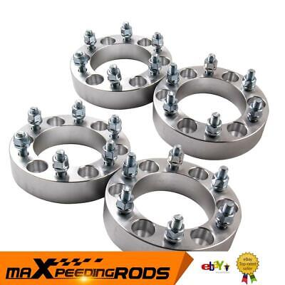6x139.7mm Entretoises de Roue 4x4 PCD for Toyota Pickup 4Runner 38mm Wheel Space