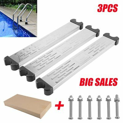 ECONOMY ABOVE GROUND Swimming Pool In-Pool Ladder - $74.99 ...