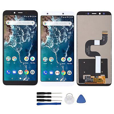 For Xiaomi Mi 6X / Mi A2 LCD Display Touch Screen Digitizer Assembly Replacement