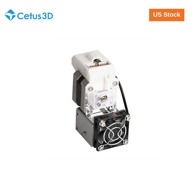 US Stock Cetus Extruder Unit V1 for both MKI and MKII Machines by Tiertime