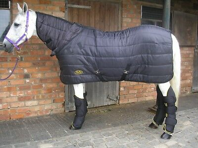 Gallop Maverick Dual Rug Combo Neck Stable & Under Rug Medium Weight 150g Fill