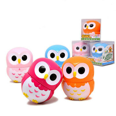 Owl Cute Kitchen Timer 60 Minute Cooking Mechanical Timer Bell Home Decoration R