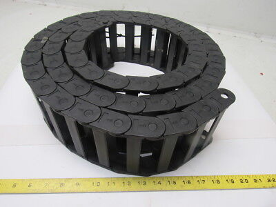"Igus 200.10.125 Cable Wire Hose Track Carrier Drag Chain 4"" x 1"" x 99"""