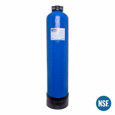Resin Vessel DI 25 Litre For Window Cleaning Filled 0835 + Fittings From Vyair