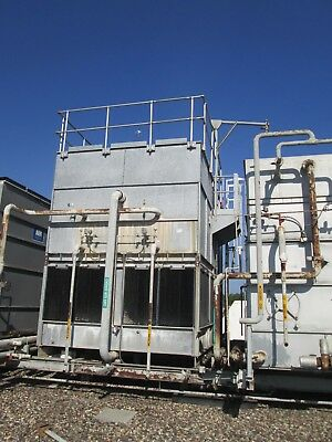 IMECO Ammonia Cooling Tower IDC645 500 Ton 2000 MFD R-717 Refrigerant