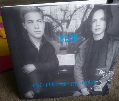 Beck One Foot in the grave Double Viynl LP