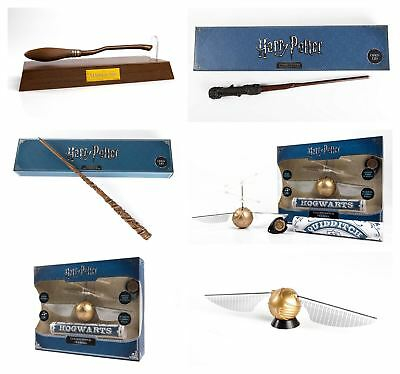 Wizarding World Harry Potter Mystery Flying Snitch, Levitating Broom Pen & More!