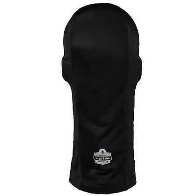 Ergodyne N-Ferno 6832 Thermal Long Length Spandex Balaclava, Black