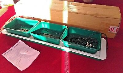 Electric Windowsill Propagator, with 3 trays