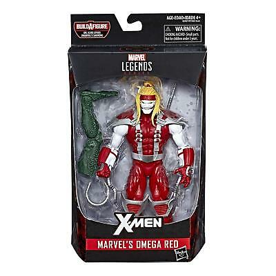 Deadpool Marvel Legends Build-A-Figure Series 6-Inch Marvel'S Omega Red Figure