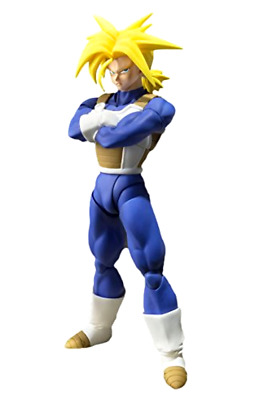 Bandai Tamashii S.H. Figuarts Super Saiyan Trunks Dragon Ball Z IN STOCK USA