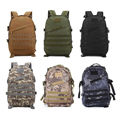 FREEKNIGHT BL006 40L Tactical Shoulder Bag Camping Hiking Backpack Waterproof US