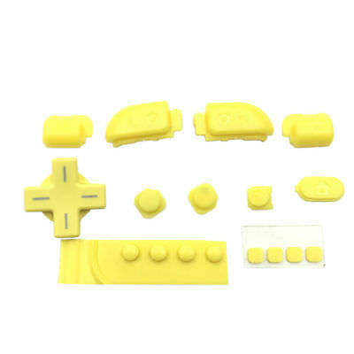 ABXY LB RB ZL ZR Home Key Replace Buttons Part Kit for New Nintendo 3DSXL 3DXLL
