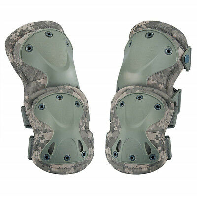 Military Army Tactical Combat Knee & Elbow Protective Pads Skate Outdoor Sports