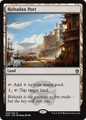 PORTO DI RISHADA - RISHADAN PORT Magic A25 Mint