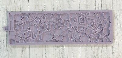 Karen Davies Sugar Shells Sugarcraft Mould   Cake decorating FAST DESPATCH