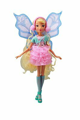 B-WARE: Winx Club Luxury Sweet Fairy Puppe Fee Stella Special Edition Spielzeug