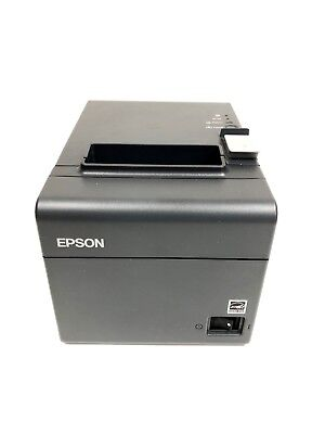 USED Epson TM-T82II Thermal Receipt Label POS Ethernet Printer Point of Sale