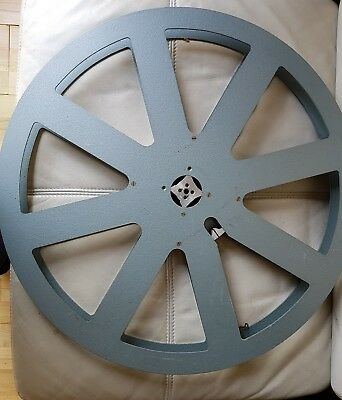 35mm Movie Metal Film Take Up Spool - Cinema Projector Reel
