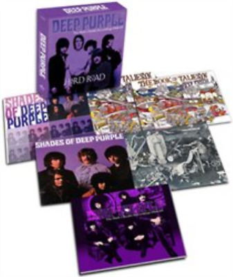 Deep Purple-Hard Road (UK IMPORT) CD / Box Set NEW