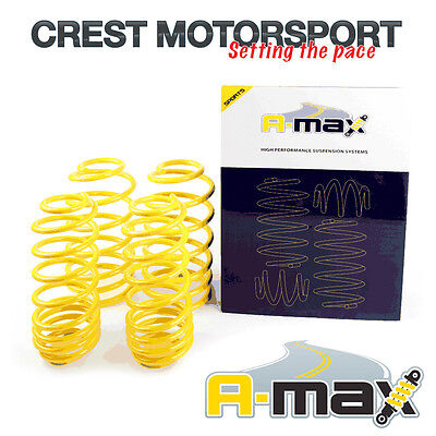A-Max 40mm Lowering Springs Vauxhall Corsa D (2006-2014) 1.0 / 1.2 / 1.4