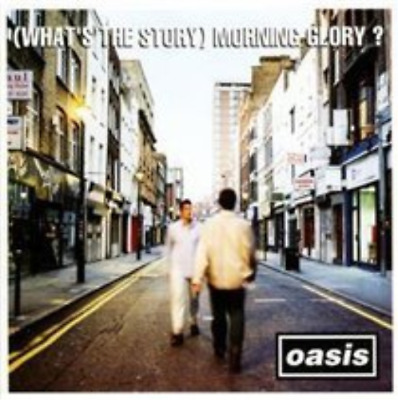 Oasis - What'S The Story Morning Glory (UK IMPORT) CD NEW