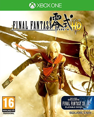 Xbox One-Final Fantasy Type-0 HD (Inc. FF XV (15) Demo) /Xb (UK IMPORT) GAME NEW