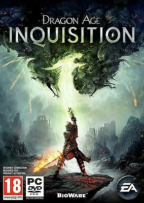 Dragon Age Inquisition PC Brand New and Sealed