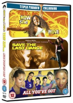 Tre Armstrong, Boyd Banks-How She Move/Save the Last Dance/A (UK IMPORT) DVD NEW