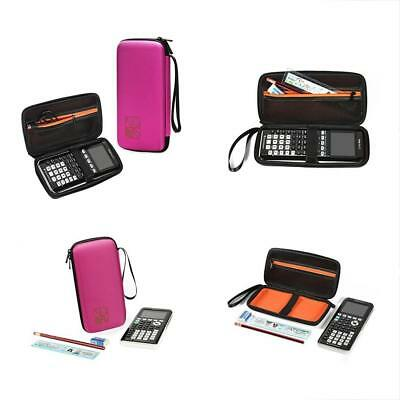 Graphing Calculator Texas Instruments TI-84/Plus CE Hard EVA Shockproof Carrying