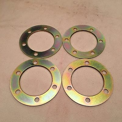Mitsubishi L200,  5mm STEEL WHEEL SPACERS X 4 BRAND NEW 139.7 PCD X 108 Bore