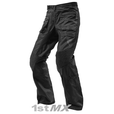 Thor MX Terrain Offroad Trail Enduro Over The Boot Black Pants Adults