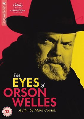 The Eyes of Orson Welles [DVD]