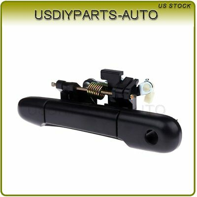 Front Exterior Outer Door Handle Left Driver Side For 91-94 Tercel 92-95 Paseo
