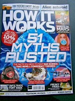 How It Works Magazine Issue 108 (new) 2018