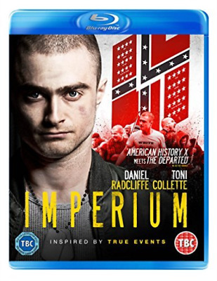 IMPERIUM BD (UK IMPORT) Blu-Ray NEW