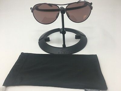 d628182d83ac3 Authentic Oakley Feedback Purple Pilot Frame Polarized Rose Lenses OO4079-10