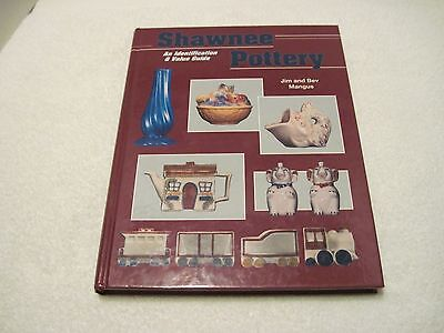 Shawnee Pottery An Identification And Value Guide Jim & Bev Mangus