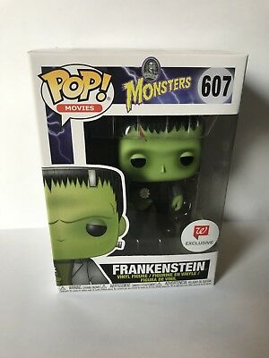 Film-fanartikel Universal Monsters Frankenstein Flower Pop Figur 9 Cm Funko
