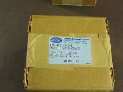 "MK-4421-0-0-1  1/2-3"" Adjustable Stroke Damper Actuator (8-13 PSI)"