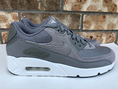 check out a40b9 1cee0 MEN'S NIKE AIR Max 90 Ultra 2.0 LTR Running Shoes Grey White Size 7  924447-002